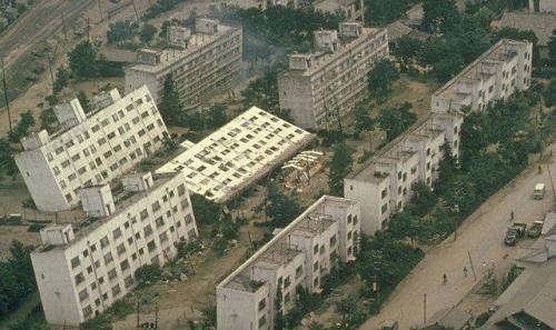 新潟地震・・から55年